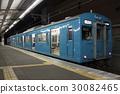 火車 電氣列車 天理市 30082465