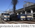 หัวรถไฟ,ราง,ทางรถไฟ 30082778