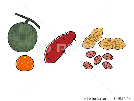 vector, vectors, fruits 30083478