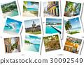 Cruise memories on instant photos 30092549