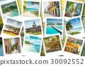 Cruise memories on polaroid photos 30092552