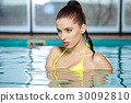 pool, portrait, young 30092810
