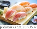 生魚片壽司 30093532