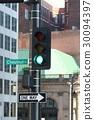 American traffic light Saint Louis 30094397
