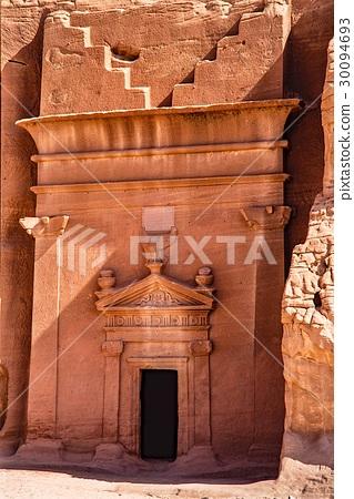 사우디 아라비아 왕국의 세계 유산 나바 테아 왕국의 고대 유적 30094693