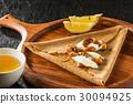 閣樓 縐布 法國食品 30094925