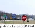 road sign, roadsign, road 30094948