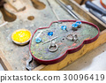 Gem stone jewelry manufacturing on Ceylon 30096419