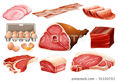 Fresh ingredient for meat products 30100701