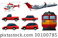 Different designs of transportations 30100785