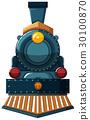 白色 火车 设计 30100870