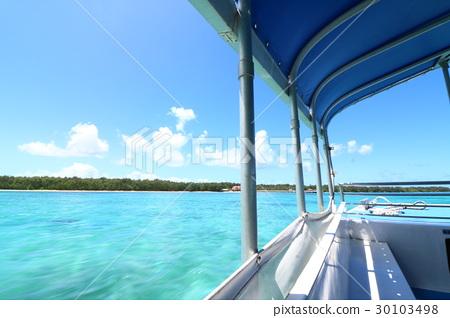海洋 海 蓝色的水 30103498