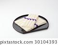 素面 面粉制成的日本面条 面条 30104393