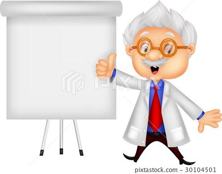 Professor teaching 30104501