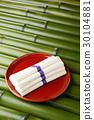 素面 面粉制成的日本面条 面条 30104881