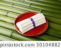 素面 面粉制成的日本面条 面条 30104882