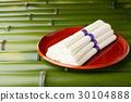 素面 面粉制成的日本面条 面条 30104888