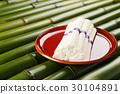 素面 面粉制成的日本面条 面条 30104891