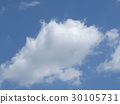藍藍的天空 藍色 藍 30105731