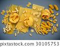 Italian foods concept and menu design.  30105753