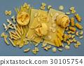 Italian foods concept and menu design.  30105754