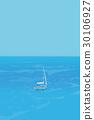 海 大海 海洋 30106927