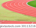 track and field stadium, track, alleyway 30113216