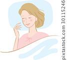 Sleeping women 30115246