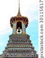 The Belfry of wat phar kaew 30115617