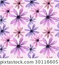 Seamless floral pattern 30116605