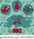 barbecue, bbq, grill 30116964