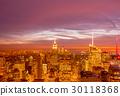 New York - DECEMBER 20, 2013: View of Lower 30118368