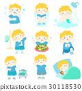 男孩 卡通 儿童 30118530