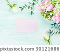 card tulip flower 30121686