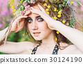 眼睛 女孩 少女 30124190