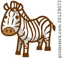 zebra, zebras, vector 30129072