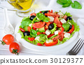 Vegan Greek Salad 30129377