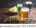different sorts of craft beer 30134469