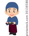 일본식 과자, 일본 과자, 장인 30136586