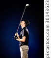 高尔夫 男性 男人 30143623