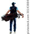 高尔夫 高尔夫球手 男性 30143664