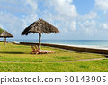 Beautiful tropical beach 30143905