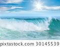 Summer vacation on the Sea 30145539