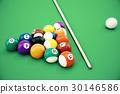 cue, ball, billiard 30146586