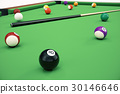 billiard, ball, snooker 30146646