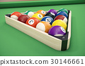 game, ball, billiard 30146661