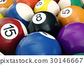 ball, pool, billiard 30146667