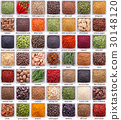 collection, different, spice 30148120