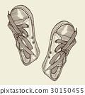 footwear, shoelace, sneakers 30150455