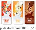 milk, vector, splash 30150723
